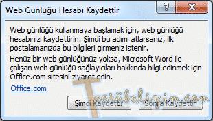 Microsoft Word İle Wordpress Günlüğümüze Makale Ekleme 3