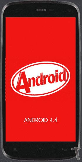 Müjde!!! General Mobile Dicovery 4.4.2 Kitkat Güncellemesi geldi.
