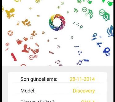 GM Discovery Verileri Uygulama Olmadan Yedekleme ve Geri Yükleme. 1