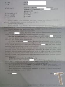 Belediye Zabıtası Trafik Cezası