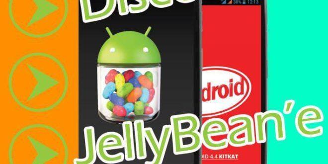 Discovery 4.2 JellyBean Sürümüne Geri Dönme. 1