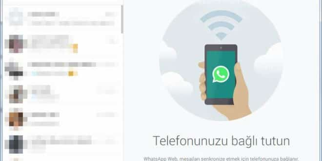 WhatsApp Web hakkında bilmeniz gereken herşey 1